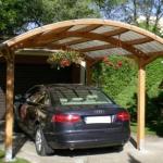 Wiata garażowa - czyli Carport Źródło: www.carportplanet.pl